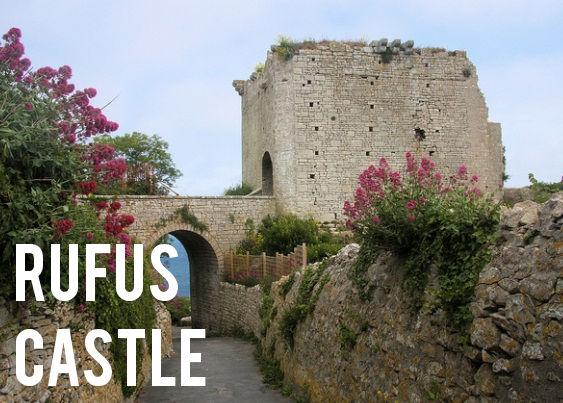 dorset - Rufus Castle1