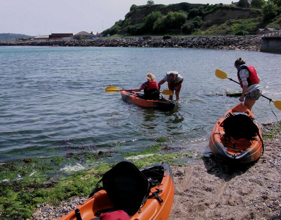 Kayak Hire weymouth portland